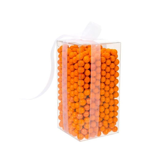 """3"""" x 3"""" x 6"""" Crystal Clear Cube Boxes (25 Pieces)"""