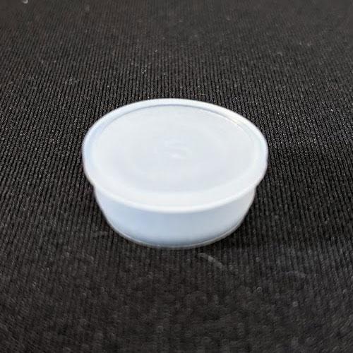 """3/4"""" Natural Packaging Tube Caps"""