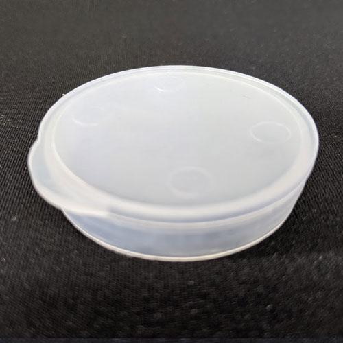 """1 3/4"""" Natural Packaging Tube Caps"""