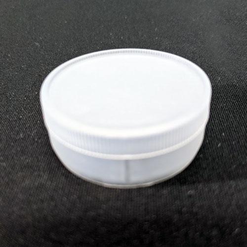 """1 1/2"""" Natural Packaging Tube Caps"""