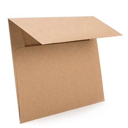 Brown Bag Envelopes, A6/6 Bar 6 1/2 x 4 3/4 (50 pack)