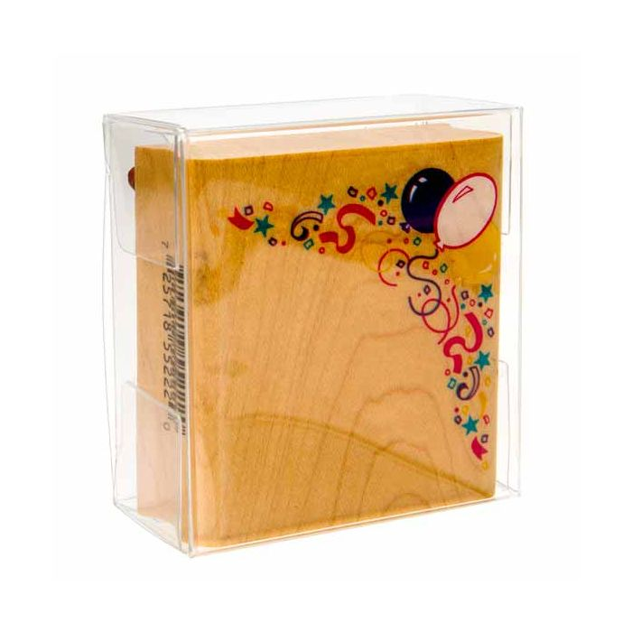 """2 1/2"""" x 1 1/8"""" x 2 3/8"""" Soft Fold Clear Boxes (25 Pieces)"""