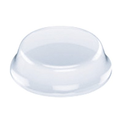"""1/2 x 9/64"""" 3M Bumpon Clear Flat Top Protective Tape 3000/Case"""