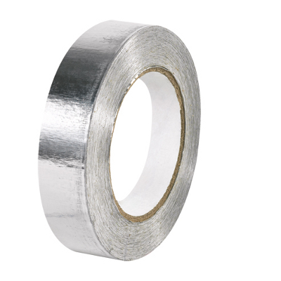 "1"" x 60 Yards Industrial Aluminum Foil Tape 1 Rolls/Case"