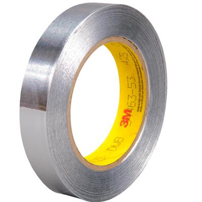 "3/4"" x 60 Yards 3M - 425 Aluminum Foil Tape 48 Rolls/Case"