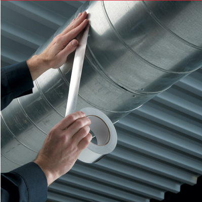 "2"" x 5 Yards 3M - 425 Aluminum Foil Tape 1 Rolls/Case"