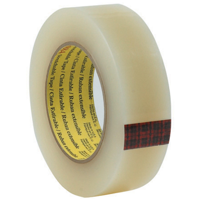 """11/2"""" x 60 Yards 3M 8884 Stretchable Tape 6 Rolls/Case"""
