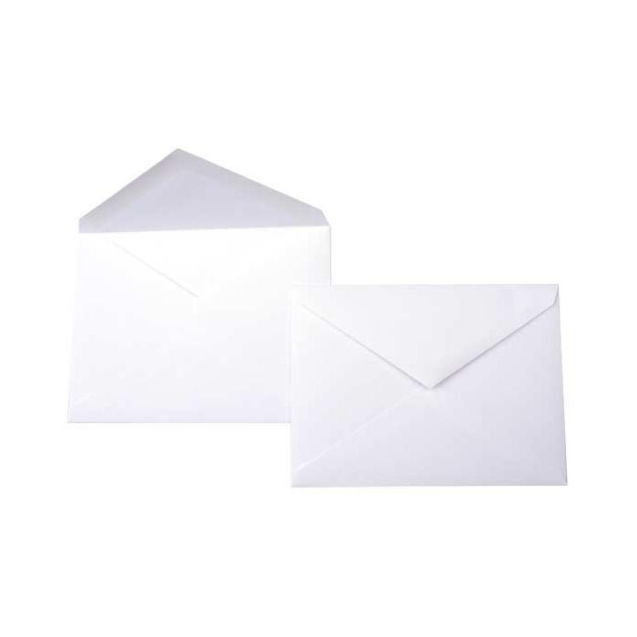 "Natural, Premium Opaque A6/6 Bar Envelope 6 1/2 x 4 3/4"" (50 pack)"