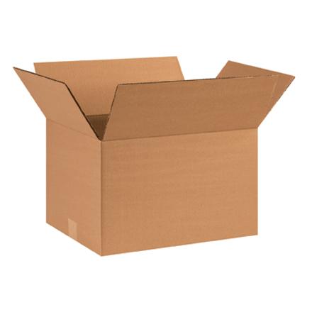 16 x 12 x 10 Corrugated Boxes R.S.C.  25/Bundle
