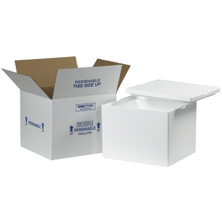 12 x 10 x 9 Insulated Container 2/Cs