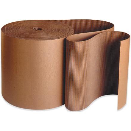 "24"" x 250' Single Face Corrugated Roll"