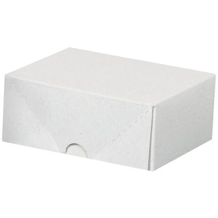 4 3/4 x 3 1/2 x 2 Stationery Folding Carton 200/Case
