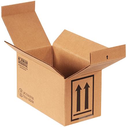 2 - 1 Quart Haz Mat Box 25/Bundle
