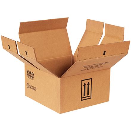 4 - 1 Gallon Haz Mat Box 10/Bundle
