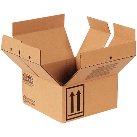 4 - 1 Quart Haz Mat Box 18/Bundle