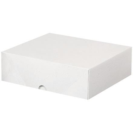 8 5/8  x 9 1/2  x 3  Stationery Folding Carton 200/Case