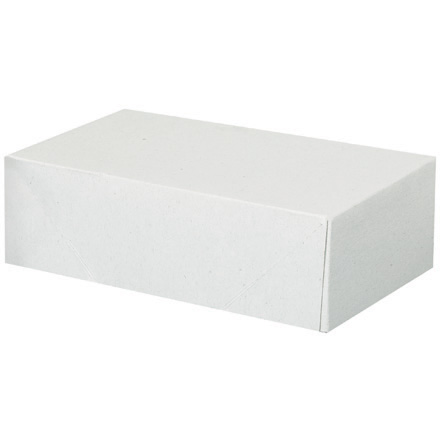 5 3/4   x 9 1/2  x 3 Stationery Folding Carton 200/Case