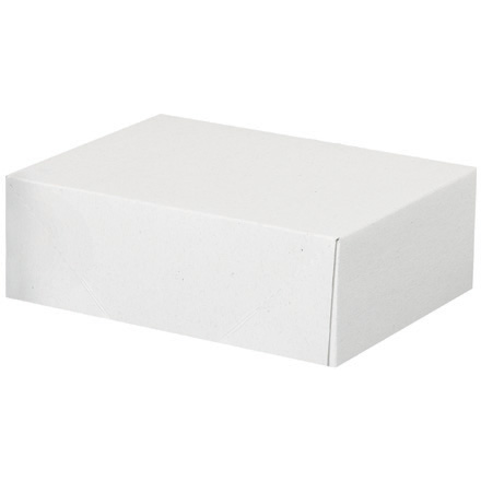 8 5/8  x 6 1/2  x 3  Stationery Folding Carton 200/Case