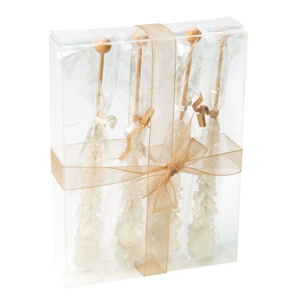 """4 7/8"""" x 1 1/4"""" x 6 5/8"""" A6/6 Bar Soft Fold Clear Boxes (25 Pieces)"""