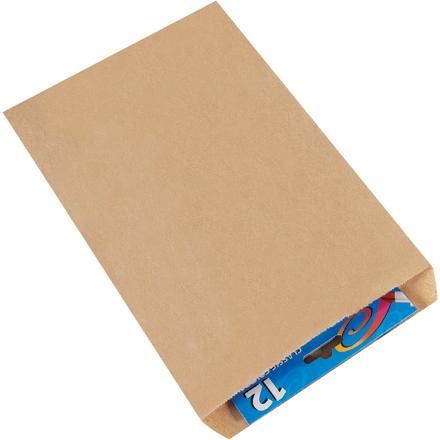 7 1/2 x 10 1/2 #7 Flat Merchandise Bag 2000/Bundle