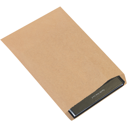 8 1/2 x 11 #8 Flat Merchandise Bag 2000/Bundle