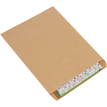 12 x 15 #12 Flat Merchandise Bag 1000/Bundle