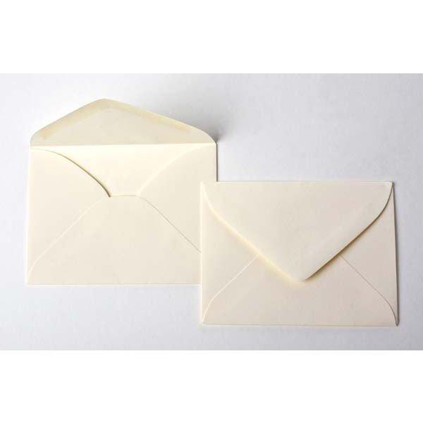 """3 11/16"""" x 2 11/16"""" Premium Envelope, Natural (50 Pieces)"""