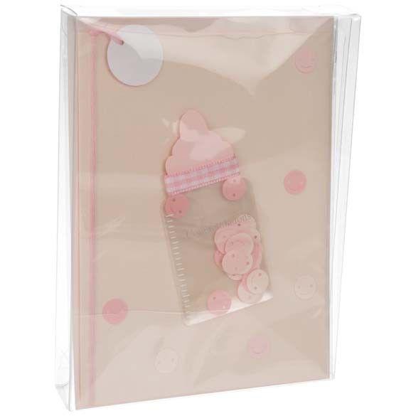 """4"""" x 13/16"""" x 5 7/16"""" Clear Food Safe Box (25 Pieces)"""