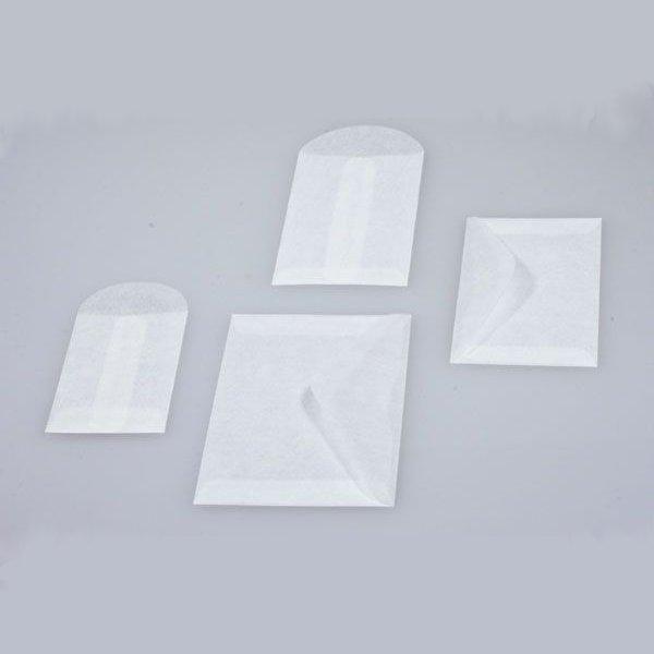 "10 3/8"" x 4 1/2"" Glassine Open Side 2 Side Seams (100 Pieces)"