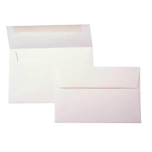 "A9 8 3/4"" x 5 3/4"" Premium Opaque Envelope, Natural (50 Pieces)"