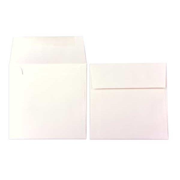 """5 1/2"""" x 5 1/2"""" Premium Opaque Envelope, Natural (50 Pieces)"""