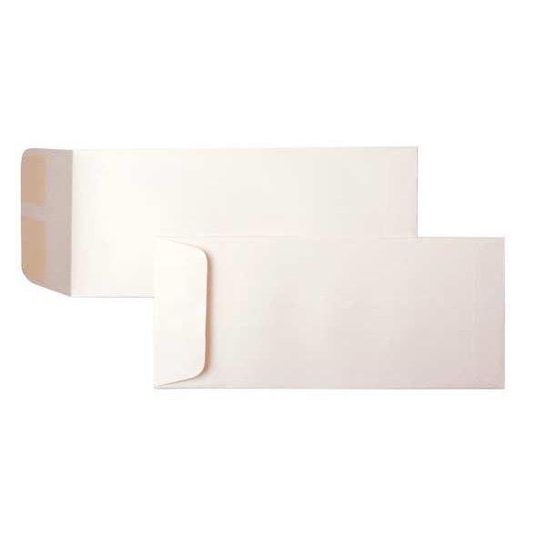 #10 Policy Premium Opaque Envelopes, Natural (50 Pieces)
